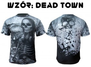 T-Shirt Termoaktywny Dead Town
