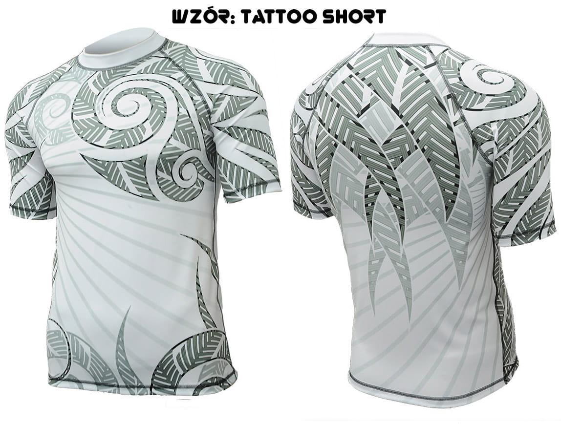 Koszulka Rashguard Tattoo Sportszone
